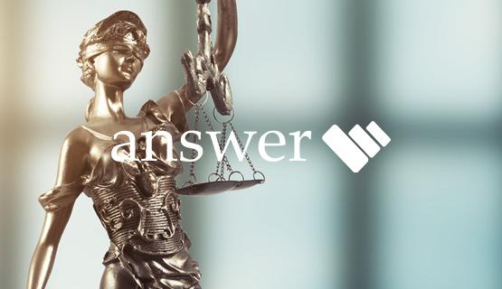 Answer - Ostafi i Partnerzy