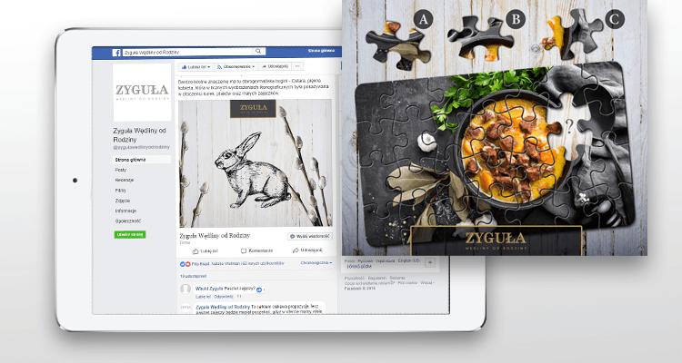 zyguła case study social media facebook