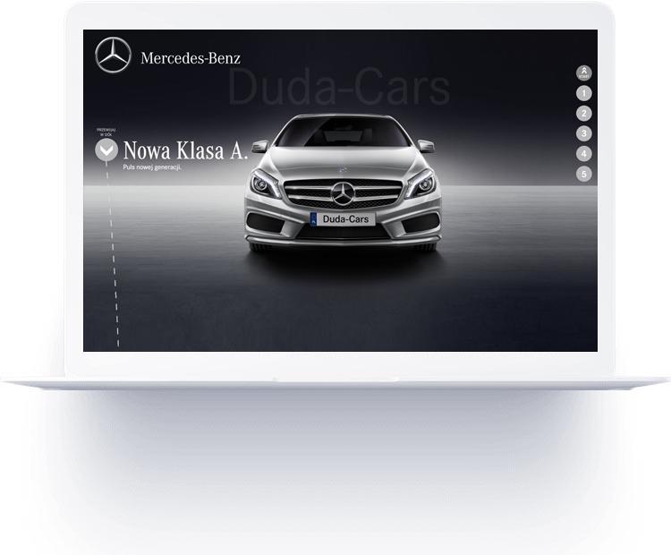 Mercedes Duda-Cars