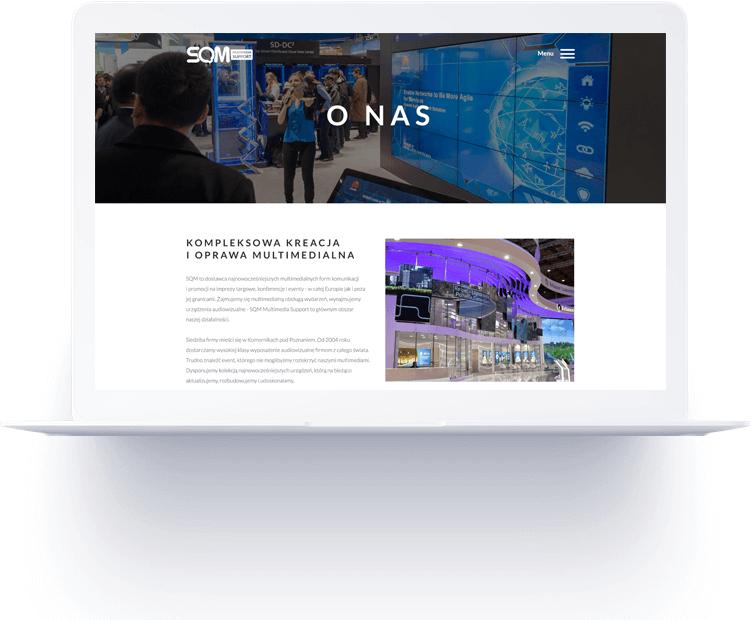 SQM – Multimedia Support